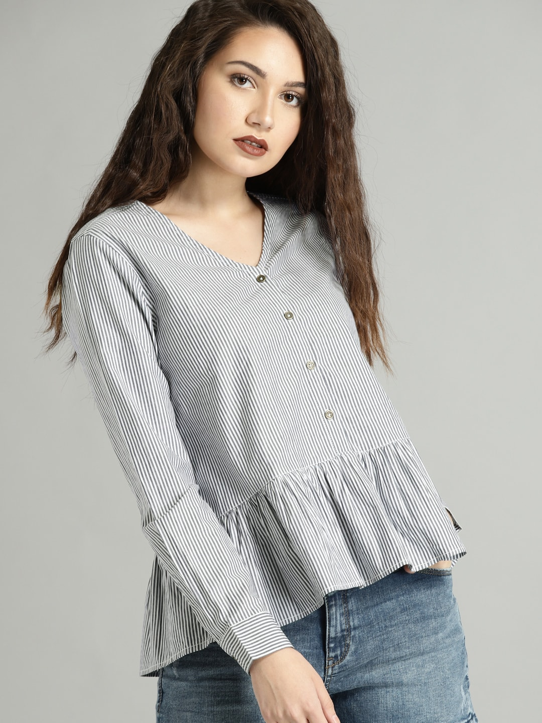 d6df86adaa85b New Neo Jeans Tops - Buy New Neo Jeans Tops online in India