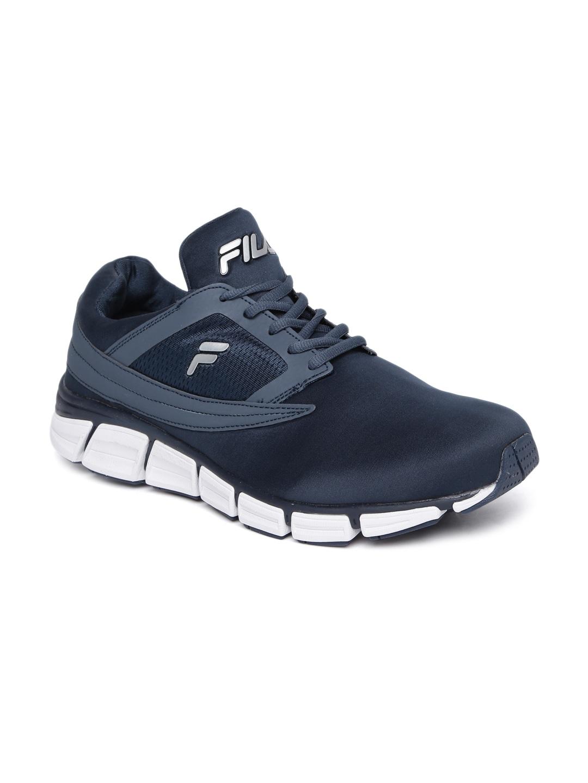 2d3bbdcad3177 FILA Men Navy QUANTAUM Energized Running Shoes