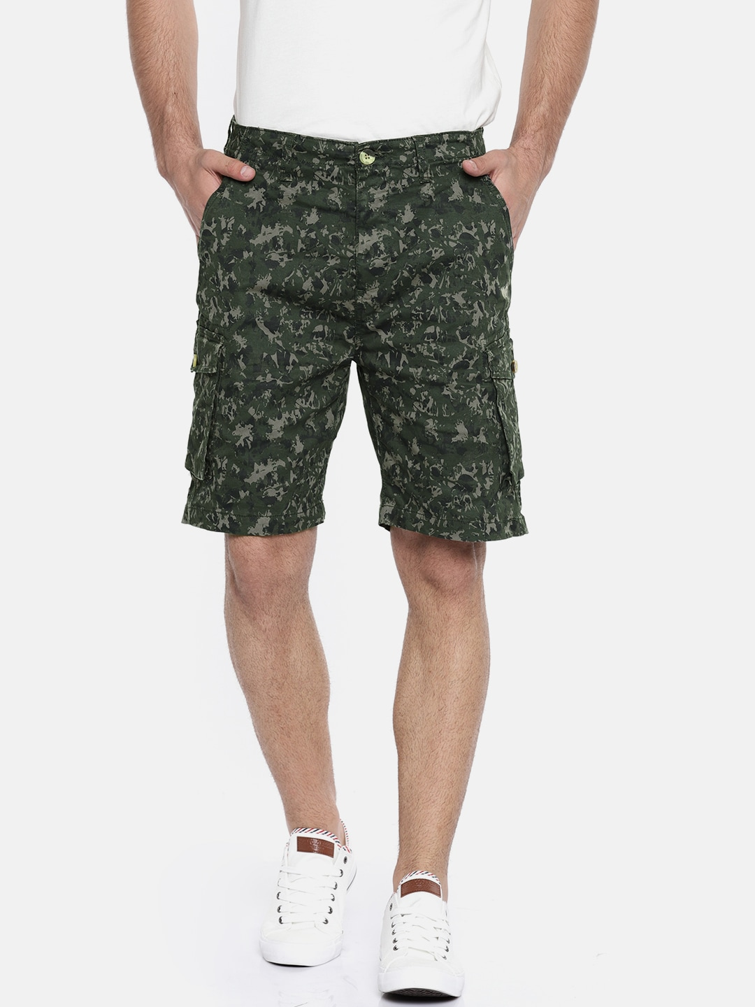 Military Shorts - Buy Military Shorts online in India 3782aa905a1