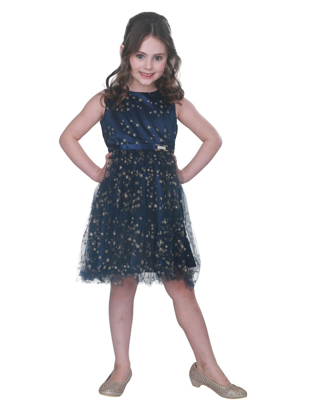 7eee58eb62 Girls Dresses - Buy Frocks   Gowns for Girls Online
