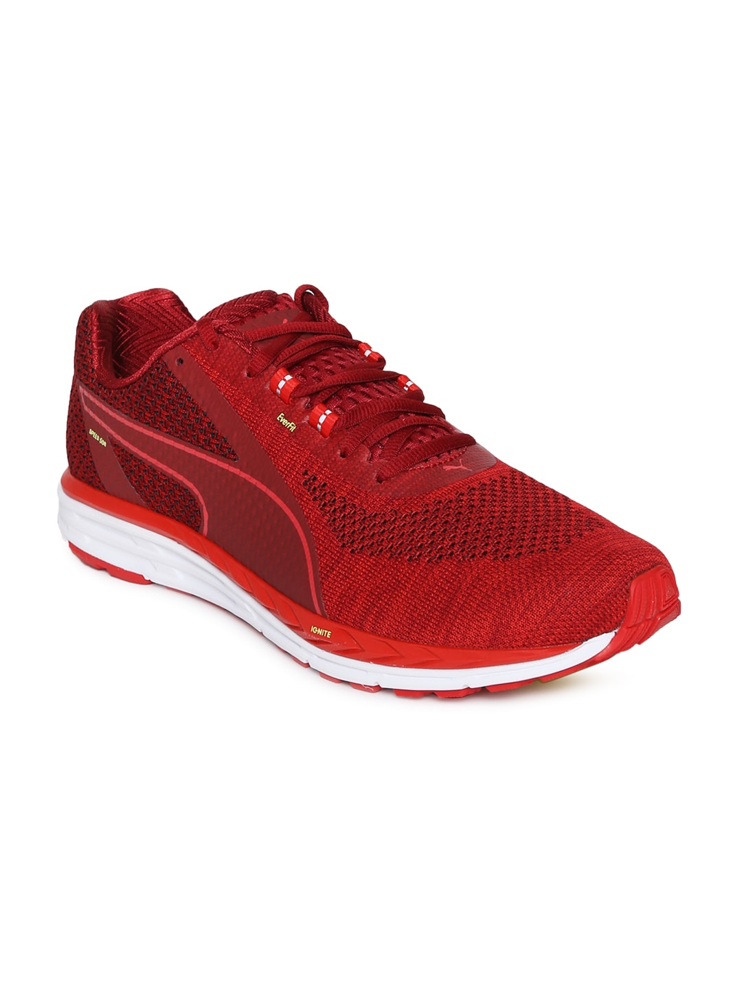 Puma Red Sport Shoes For Men - Buy Puma Red Sport Shoes For Men online in  India 52f653294