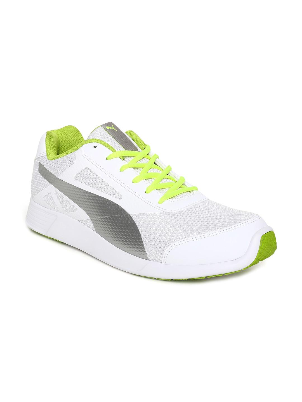 Trenzo White Idp Men Training Puma Shoes PZkOiXu