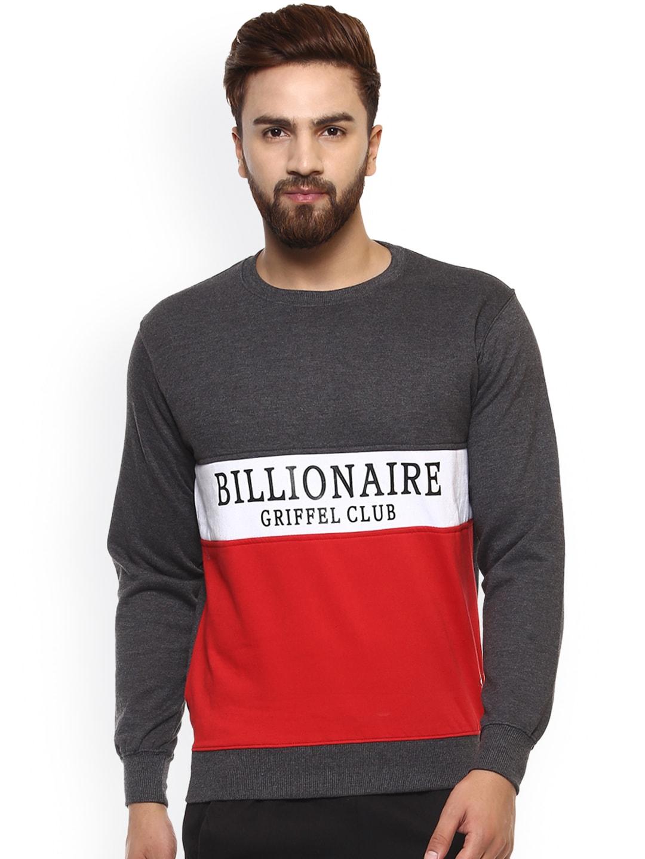 ae906ffc2805 Sweatshirts   Hoodies - Buy Sweatshirts   Hoodies for Men   Women Online -  Myntra