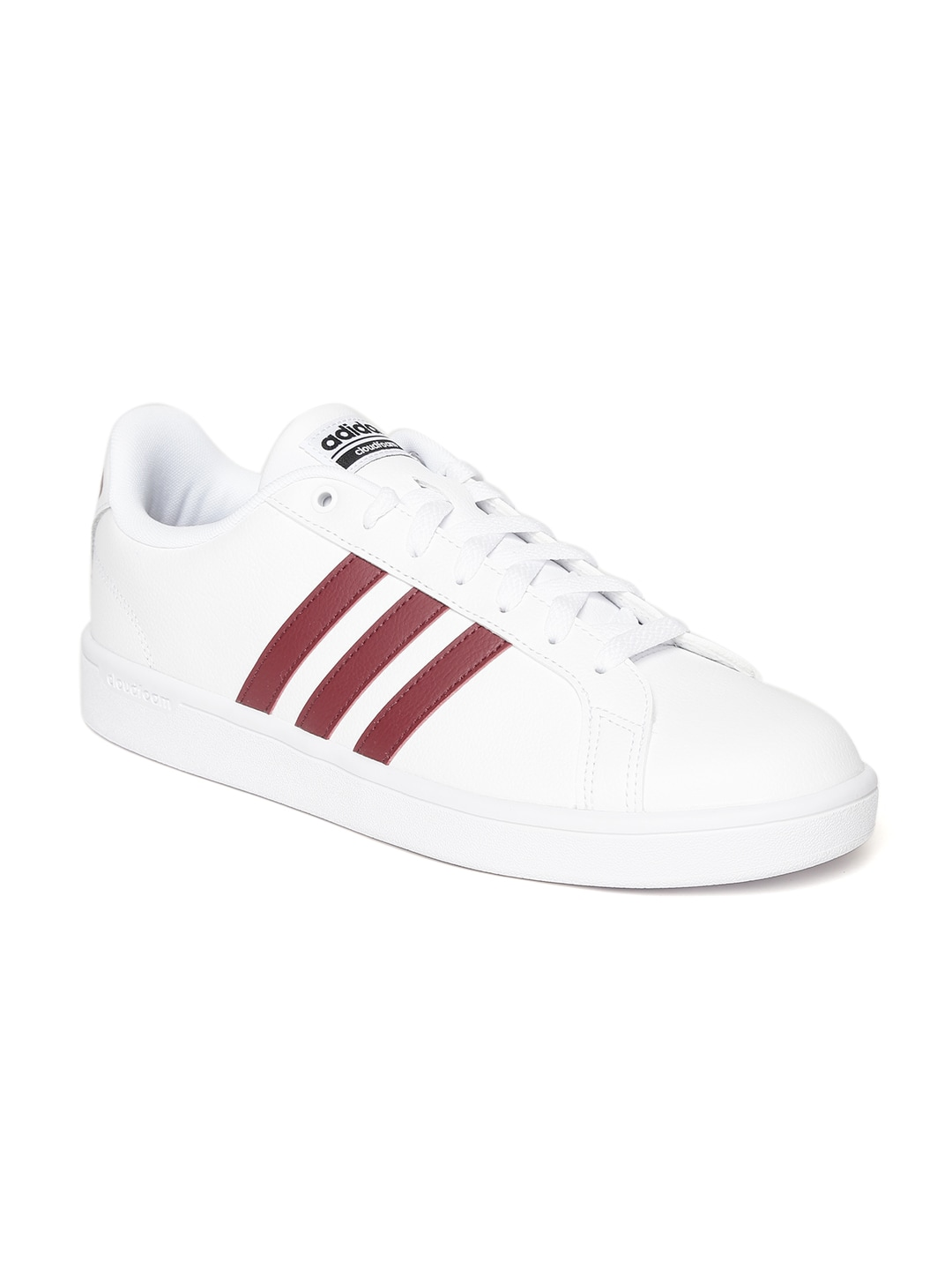7c7040b74b5578 Adidas White Shoes - Buy Adidas White Shoes Online in India