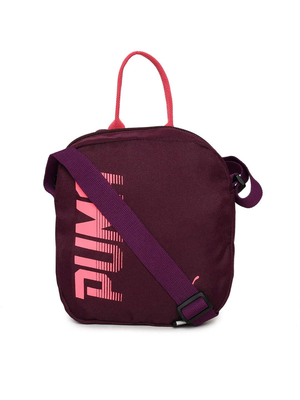 Puma Men Bags Sling - Buy Puma Men Bags Sling online in India aae1b53d2cdcc