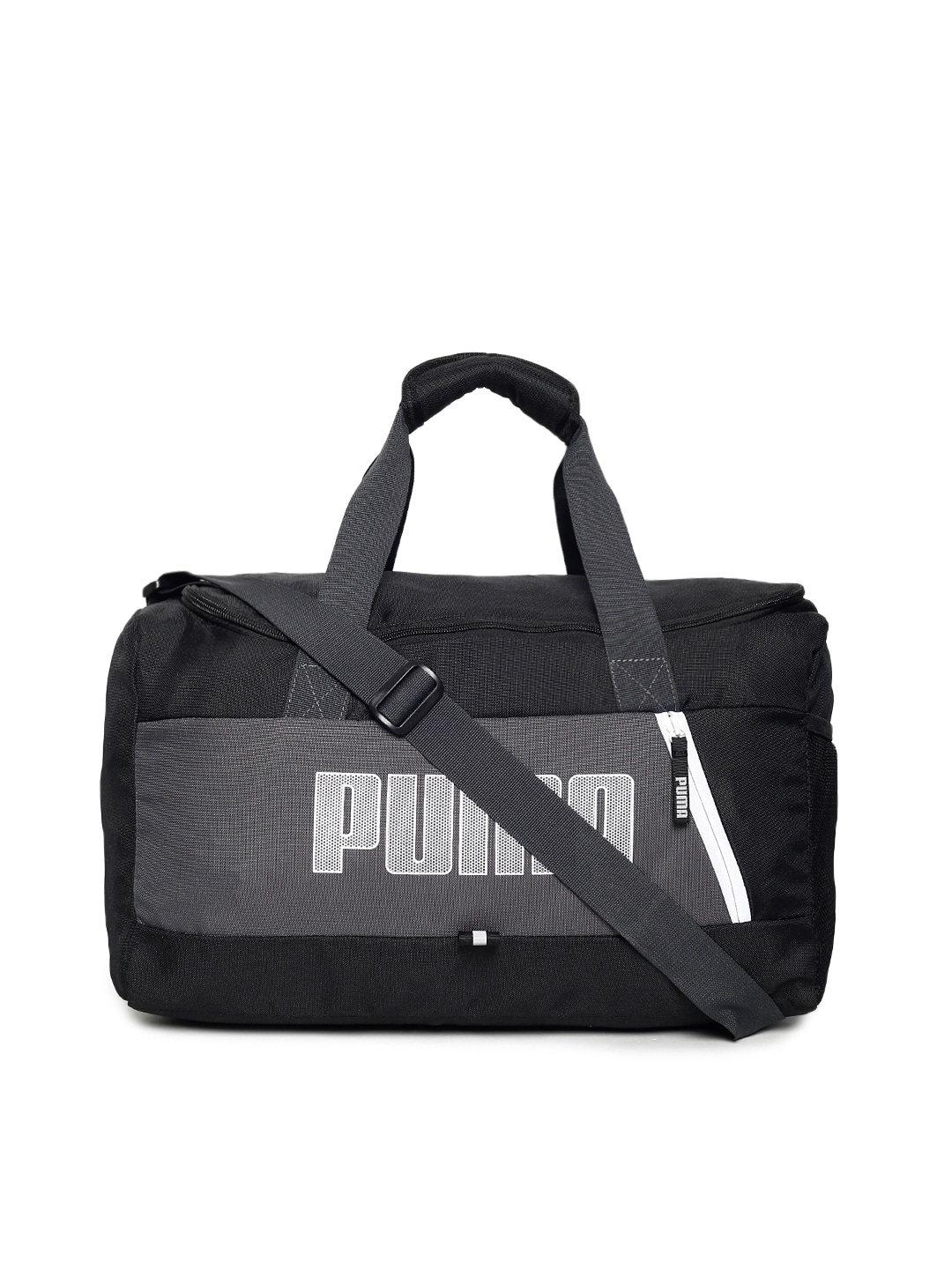 4db3088402ba3a Myntra Flip S Puma Men Black Green Bags - Buy Myntra Flip S Puma Men ...