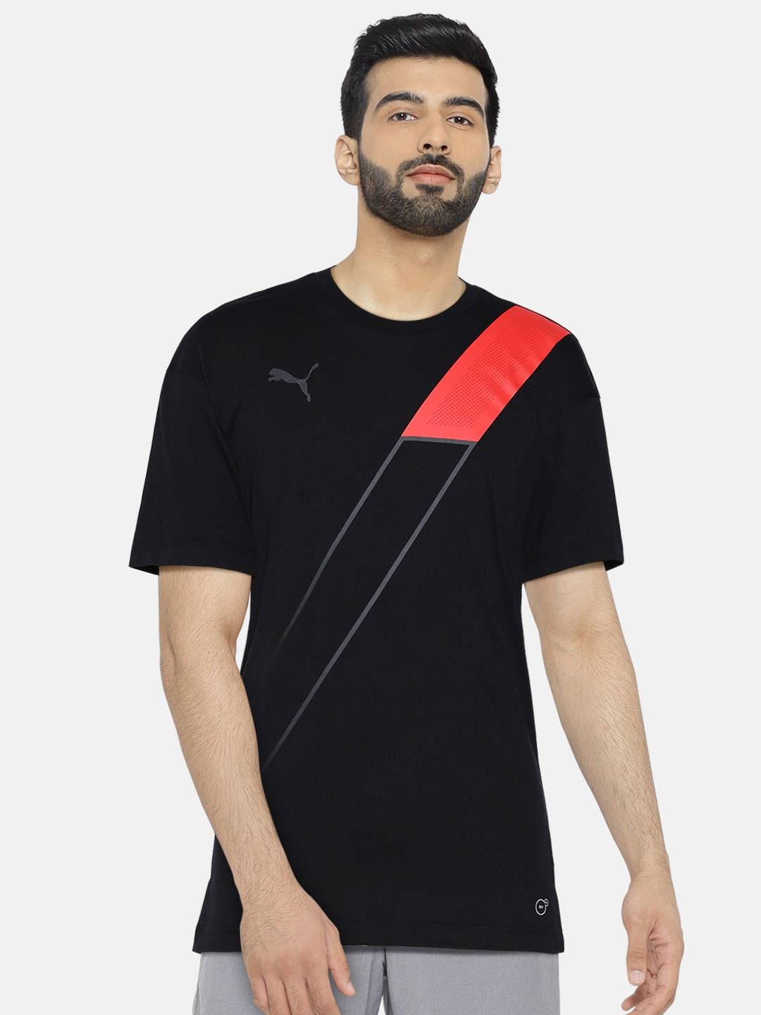 058d043a Sports T-shirts - Buy Mens Sports T-Shirt Online in India |Myntra