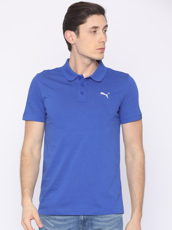 Jersey Puma Men Polo Tshirts - Buy Jersey Puma Men Polo Tshirts online in  India 0aa521d92