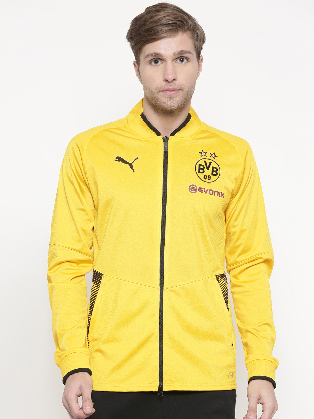 a0930a3fea0d Puma Yellow Jacket - Buy Puma Yellow Jacket online in India