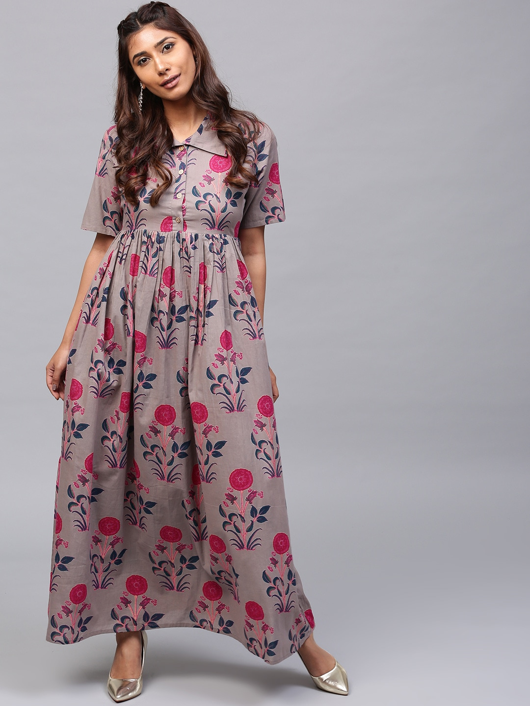 f6044e4a5b8 Long Dresses - Buy Maxi Dresses for Women Online in India - Upto 70% OFF