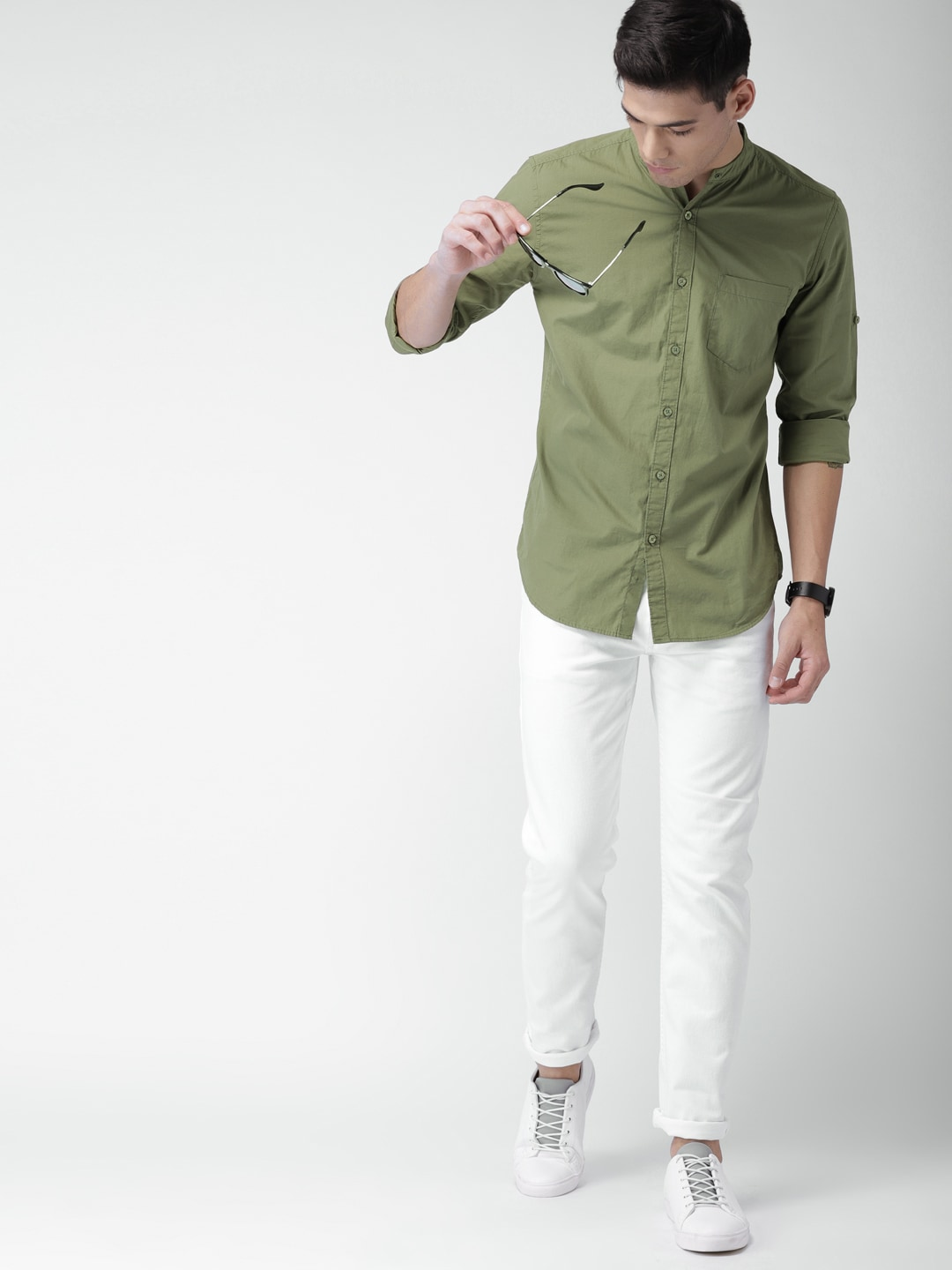 e5f24a46eec Casual Shirts for Men - Buy Men Casual Shirt Online in India
