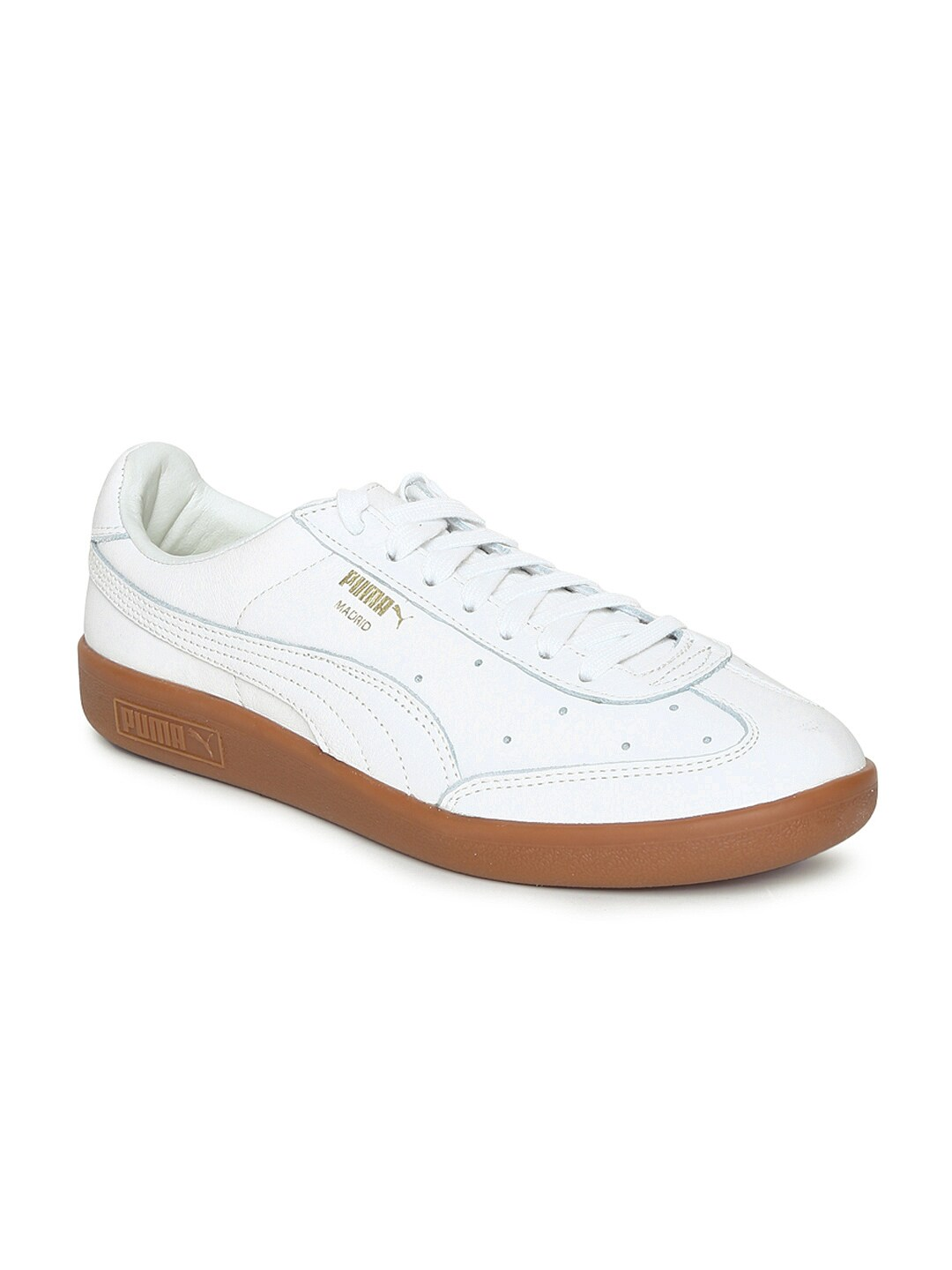 Puma White Sneakers - Buy Puma White Sneakers online in India bc9791db8