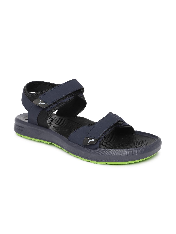 6138994a37ec Puma Myntra Flip Flops Sports Sandals - Buy Puma Myntra Flip Flops Sports  Sandals online in India