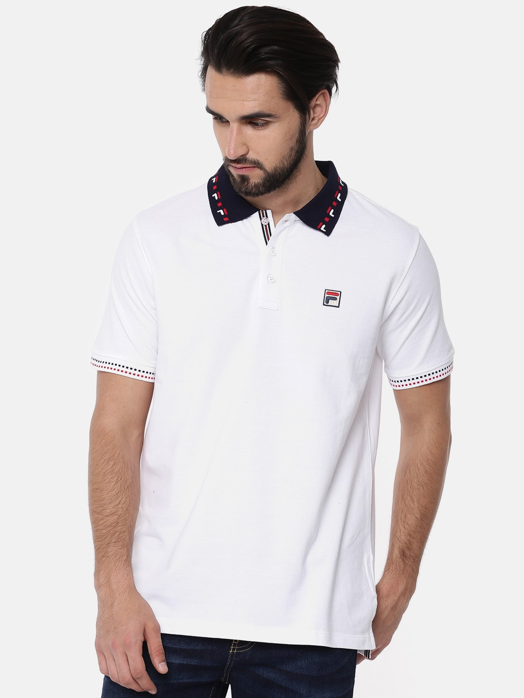 a6020701c2 Fila T-shirt - Buy Fila T-shirts for Men   Women Online in India
