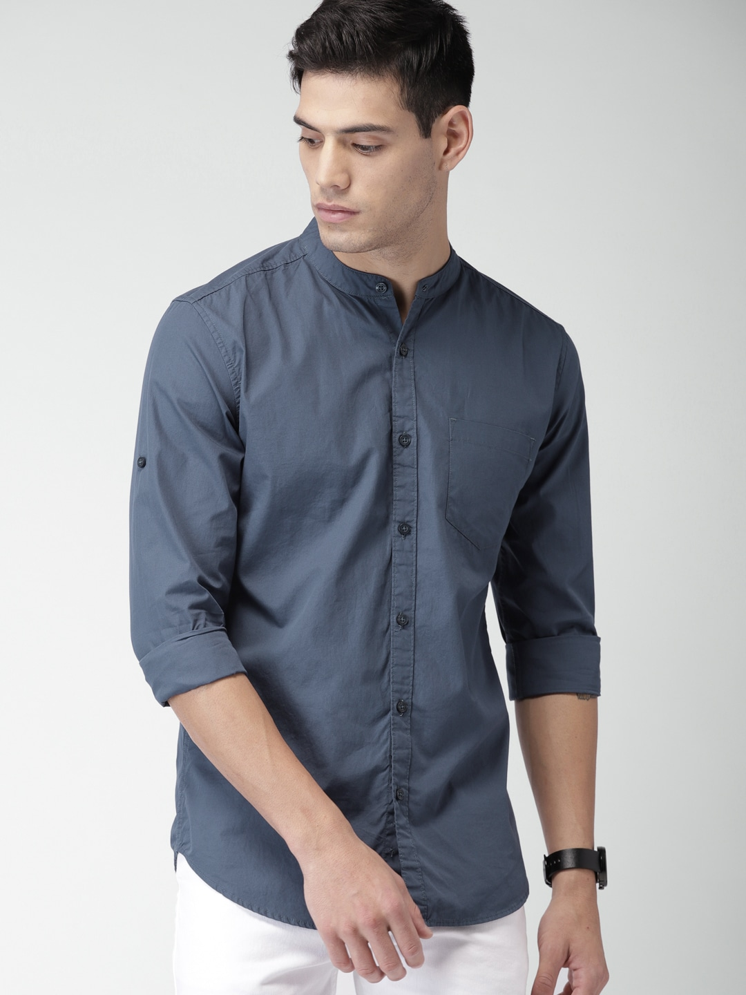 3d635a3ac01a Casual Shirts for Men - Buy Men Casual Shirt Online in India
