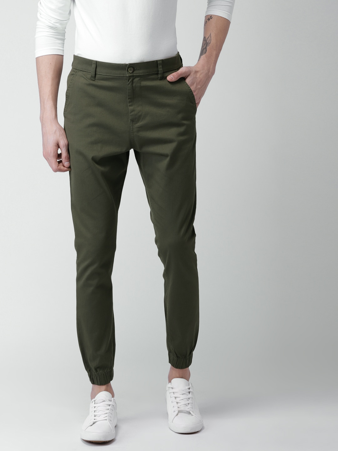 12286bed55f Genesis Trousers - Buy Genesis Trousers Online in India