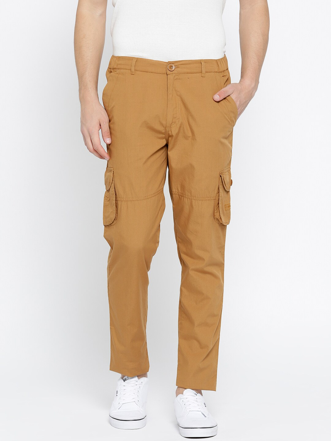 f5bfa3747ce Cargo Pants For Men - Buy Latest Trendy Cargo Pants Online
