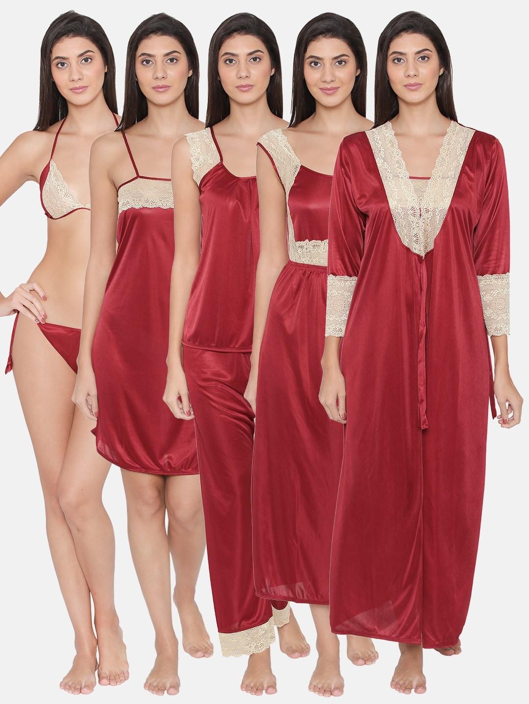 aa719a5eb9 Women s Nightdress - Buy Nightdress for Women Online in India