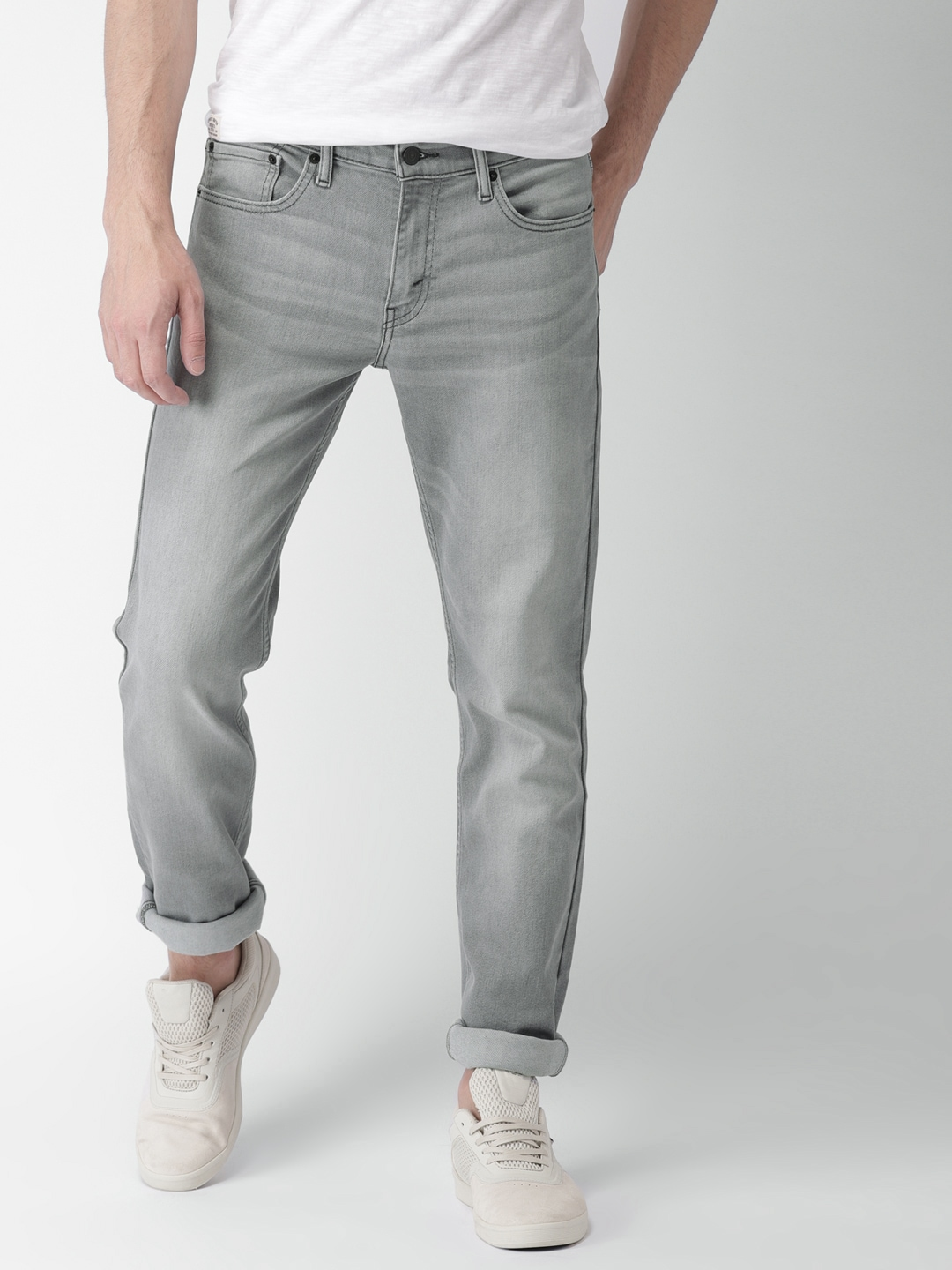 9ce8ce6928af Levis Grey Jeans - Buy Levis Grey Jeans online in India