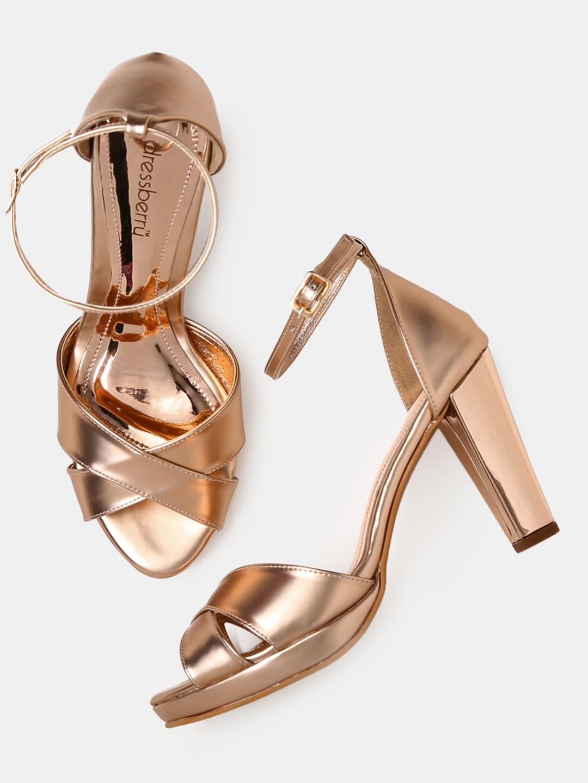 3187e2c4704f Dressberry Heels - Buy Dressberry Heels online in India
