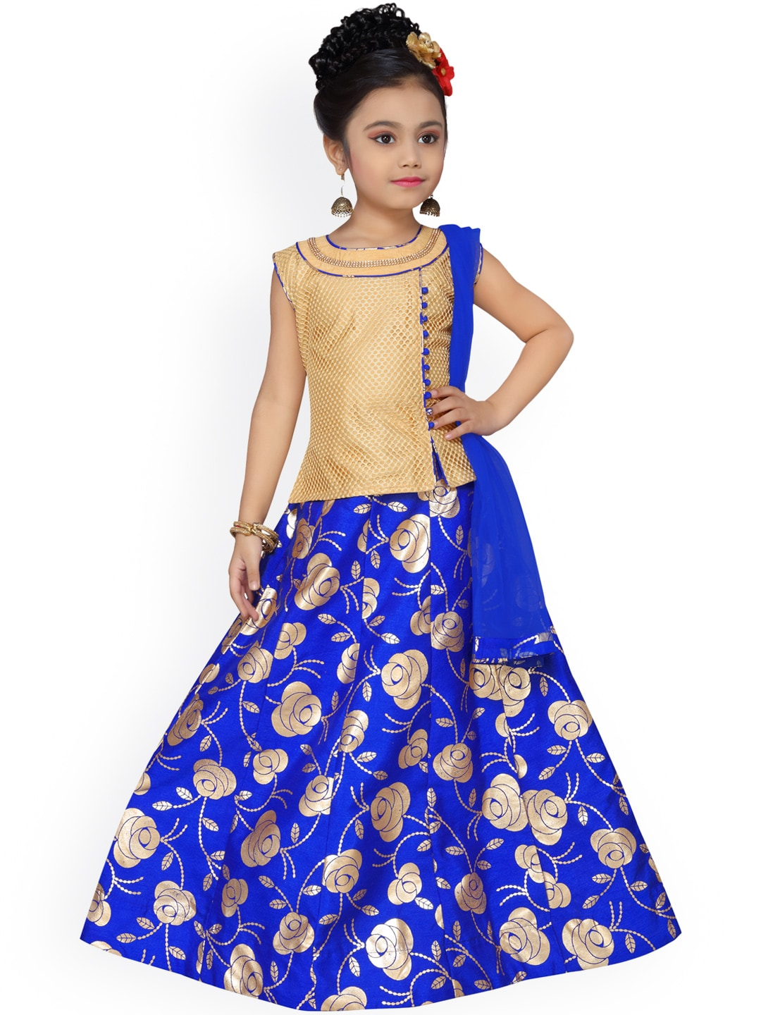 aad651e302 Kids Girls Lehenga Choli - Buy Kids Girls Lehenga Choli online in India