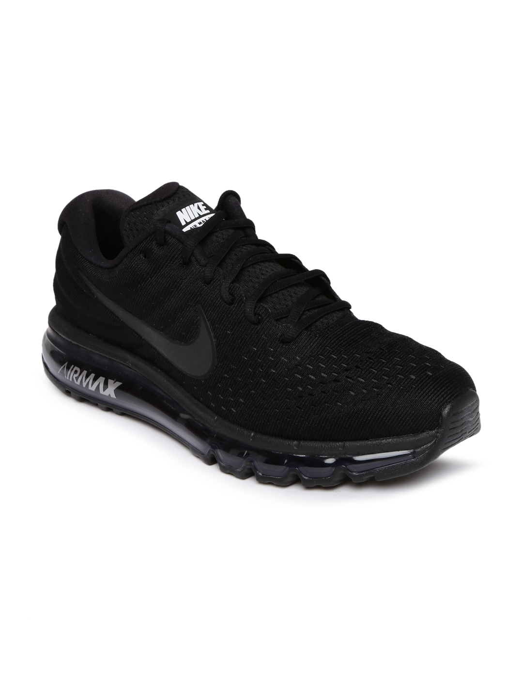 huge selection of 2b5b8 25ad0 Nike Air Max Black - Buy Nike Air Max Black online in India