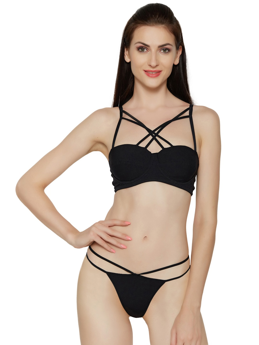 111b953cc7671 Stayfree Pads Jackets Women Women Lingerie Set - Buy Stayfree Pads Jackets  Women Women Lingerie Set online in India