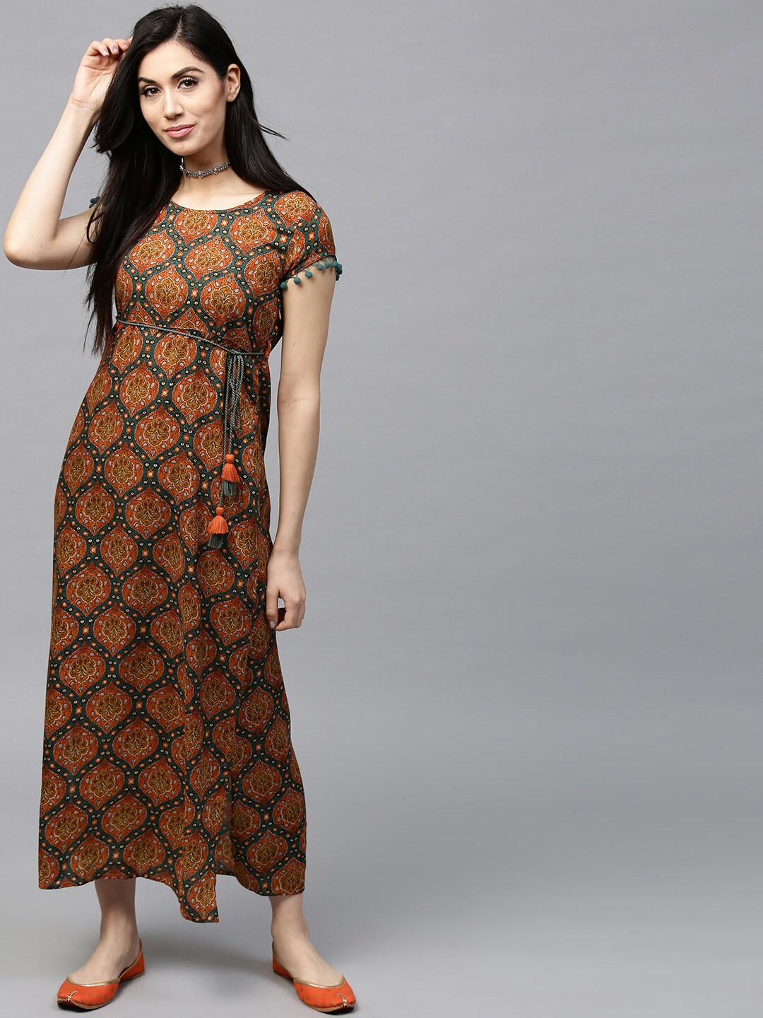51df134f45 Long Dresses - Buy Maxi Dresses for Women Online in India - Upto 70% OFF