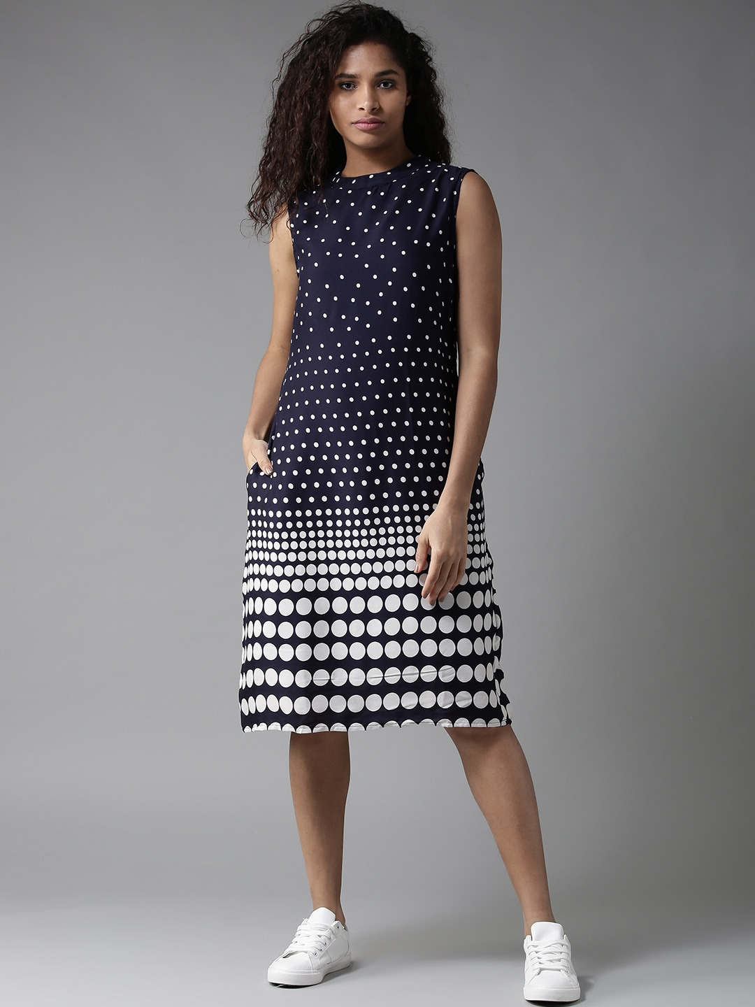 a3dfef637d Polka Dots Dresses - Buy Polka Dots Dresses online in India - Myntra