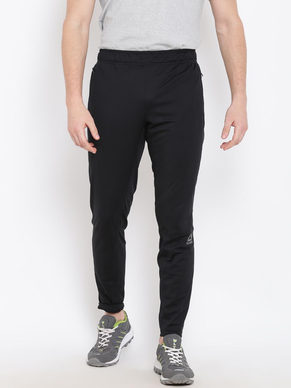 ff03d83a47a30 Men Apparel Reebok Track Pants Pants - Buy Men Apparel Reebok Track Pants  Pants online in India