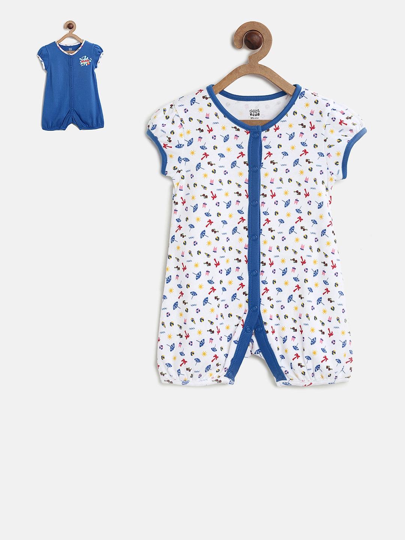 6d9fe31d228 Boys Girls Swimwear Rompers - Buy Boys Girls Swimwear Rompers online in  India