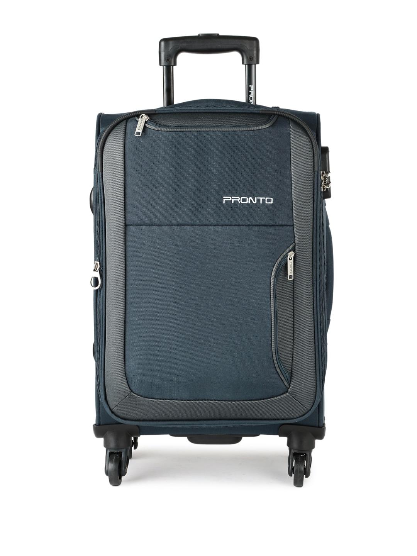 Pronto Trolley Bag - Buy Pronto Trolley Bag online in India f98f94e29b16c