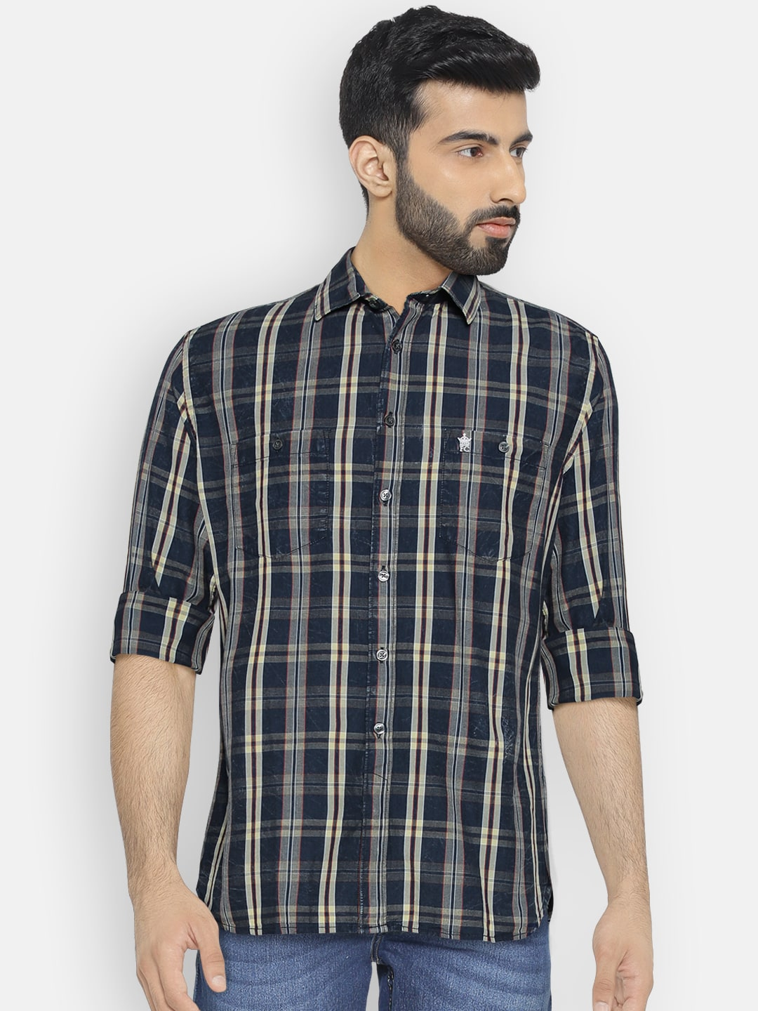 a712df6078 Casual Shirts for Men - Buy Men Casual Shirt Online in India