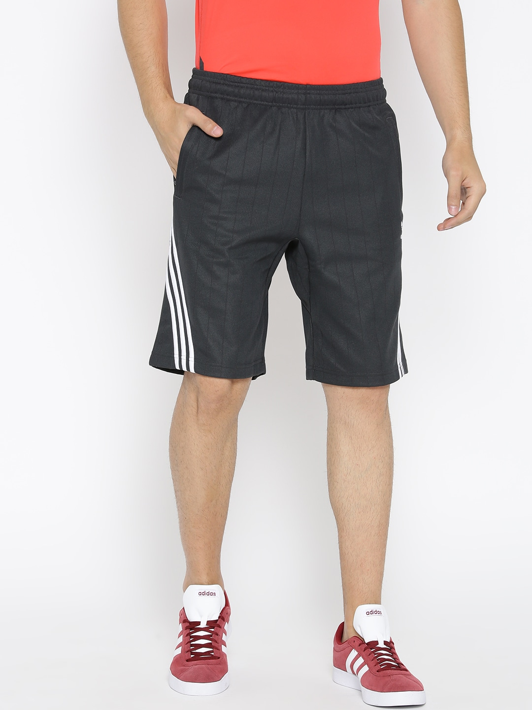 check out 40ff1 441fd Men Adidas Original Shorts - Buy Men Adidas Original Shorts online in India