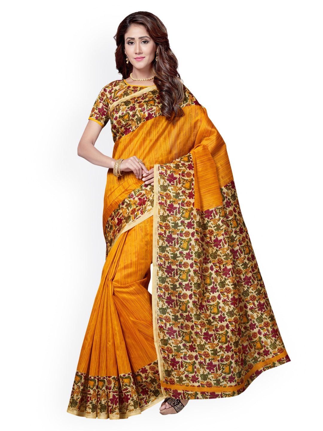 30ad21d94f2e2 Saree Swarg - Buy Saree Swarg online in India