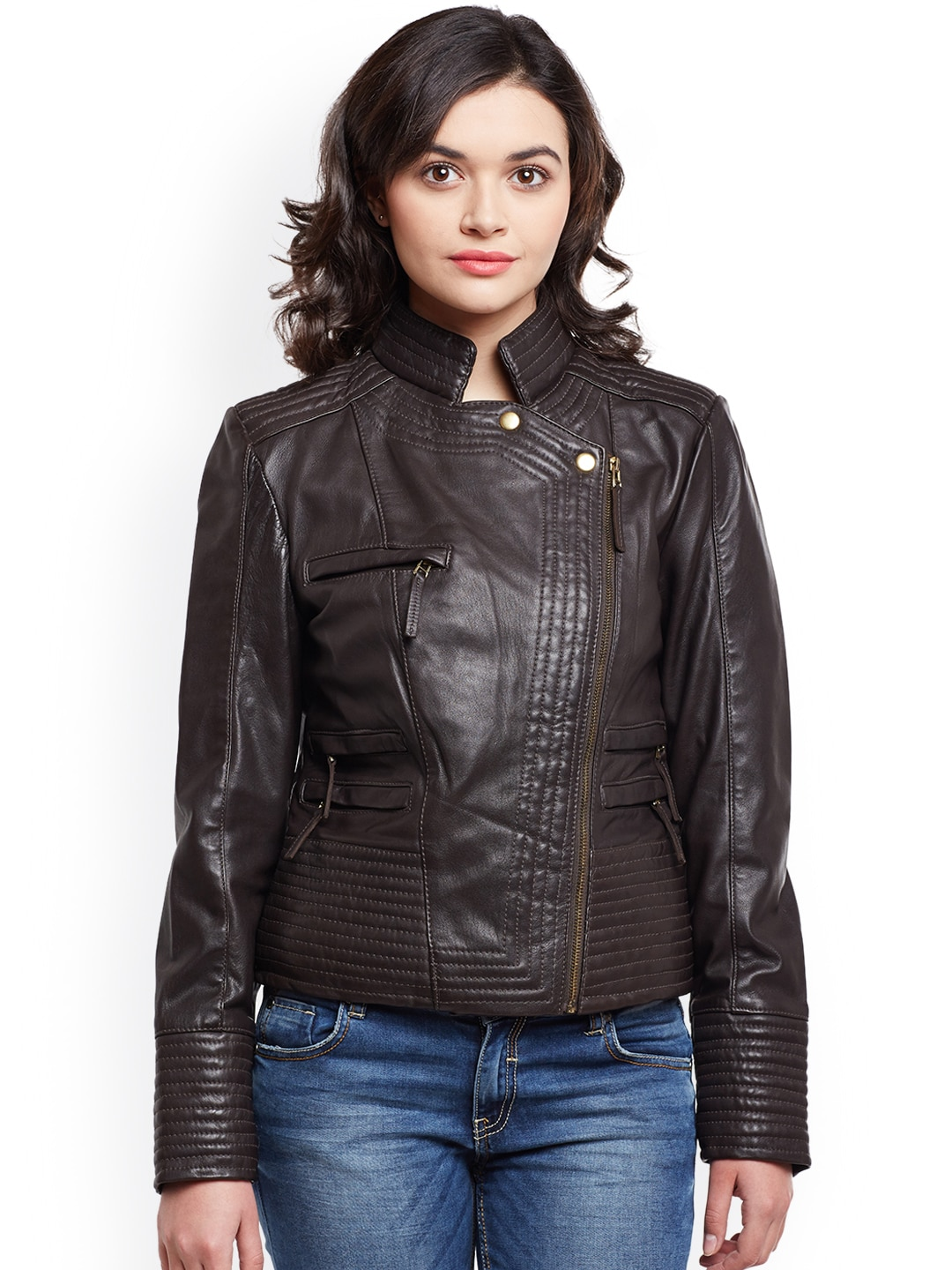 New Design Leather Jackets | Leather Jackets Women Buy Leather Jackets Women Online In India