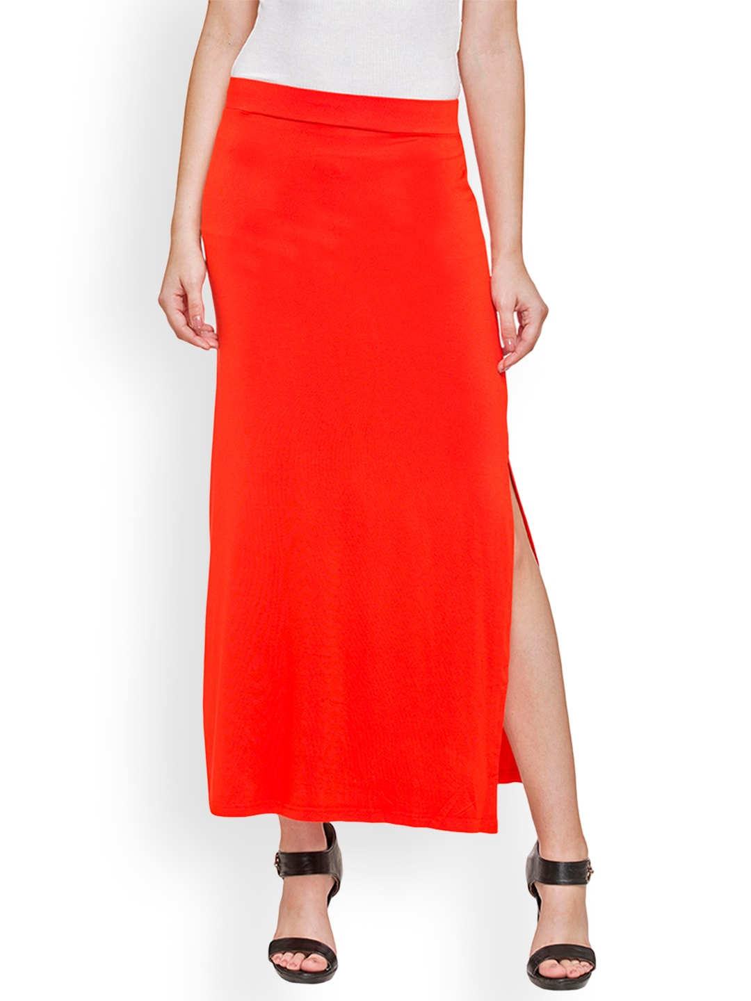3c1dee245 Red Women Skirts - Buy Red Women Skirts online in India