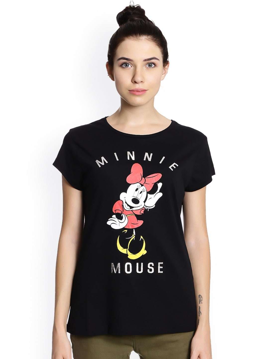 4caba7cd13 Mickey Mouse Tshirts - Buy Mickey Mouse Tshirts Online in India
