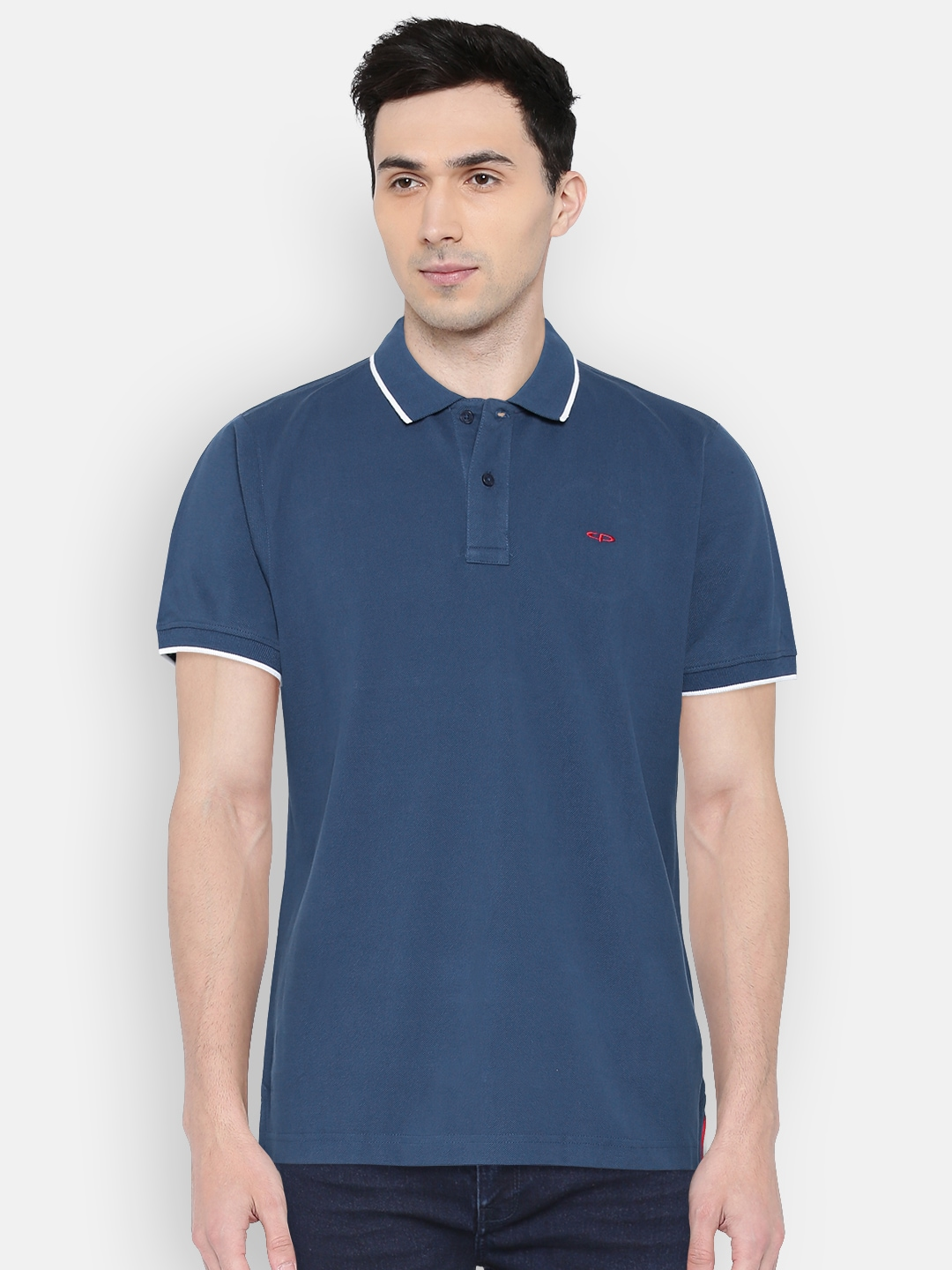 3b30b0f50ee 5610adf4-b039-41d5-aa93-a421b93444811535022775326-ColorPlus-Men-Navy-Solid-Polo-Collar-T-shirt-5951535022775104-1.jpg
