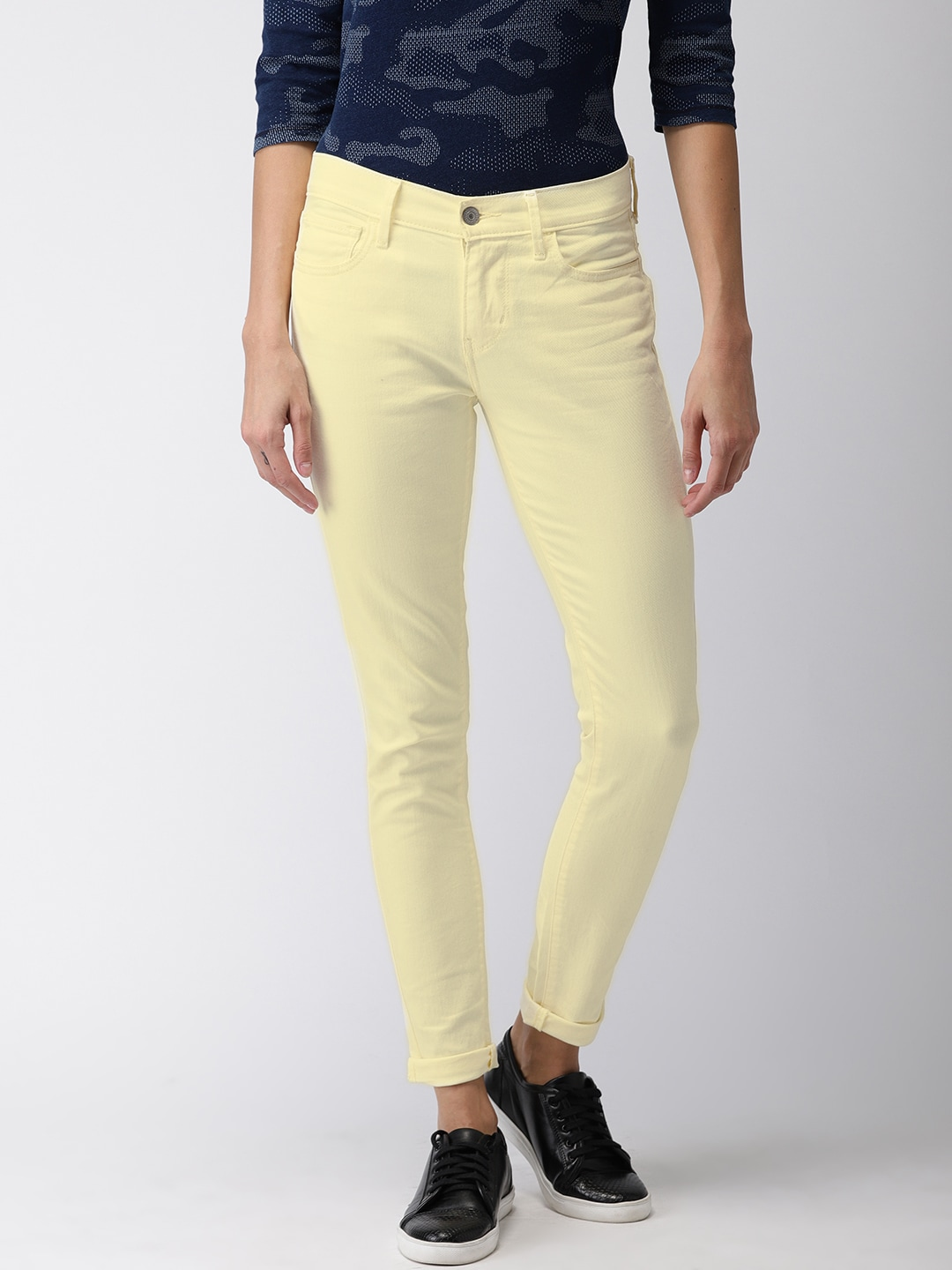 1e9a266cf9b1 Coloured Jeans Women - Buy Coloured Jeans Women online in India