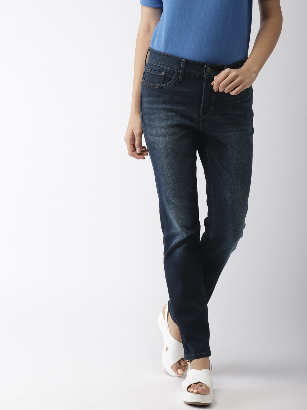 3a8bf18f Levis Nail Polish Jeans - Buy Levis Nail Polish Jeans online in India