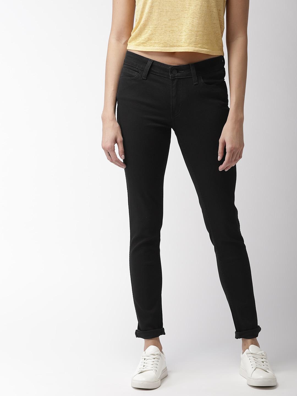 e0b90f44 Levis Black Jeans - Buy Levis Black Jeans online in India