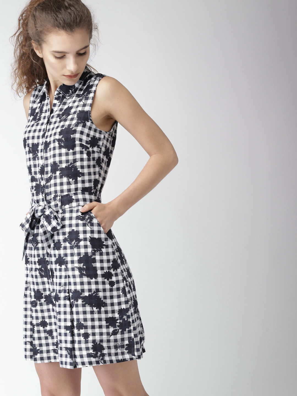 22d40b09ce7 Women Tommy Hilfiger Dresses - Buy Women Tommy Hilfiger Dresses online in  India