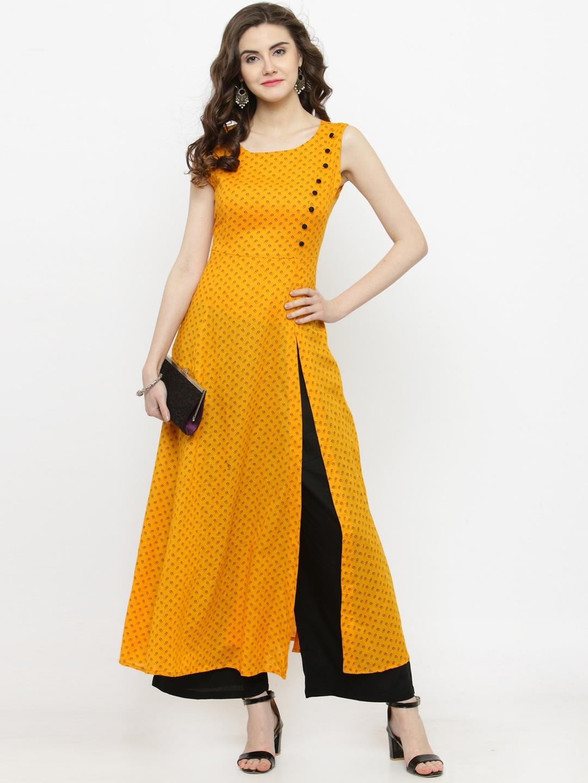 386591165 Red Yellow Green Kurtas Kurtis - Buy Red Yellow Green Kurtas Kurtis online  in India