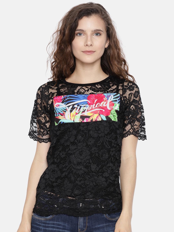 Lee Cooper Tops - Buy Lee Cooper Top for Women Online  c2e78294ea87