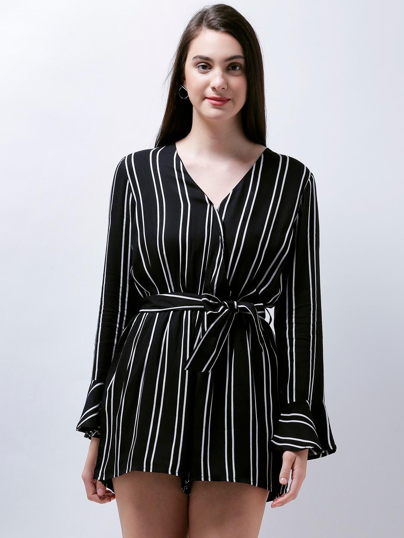 280356adf99 Black Jumpsuit - Buy Black Jumpsuit Online in India