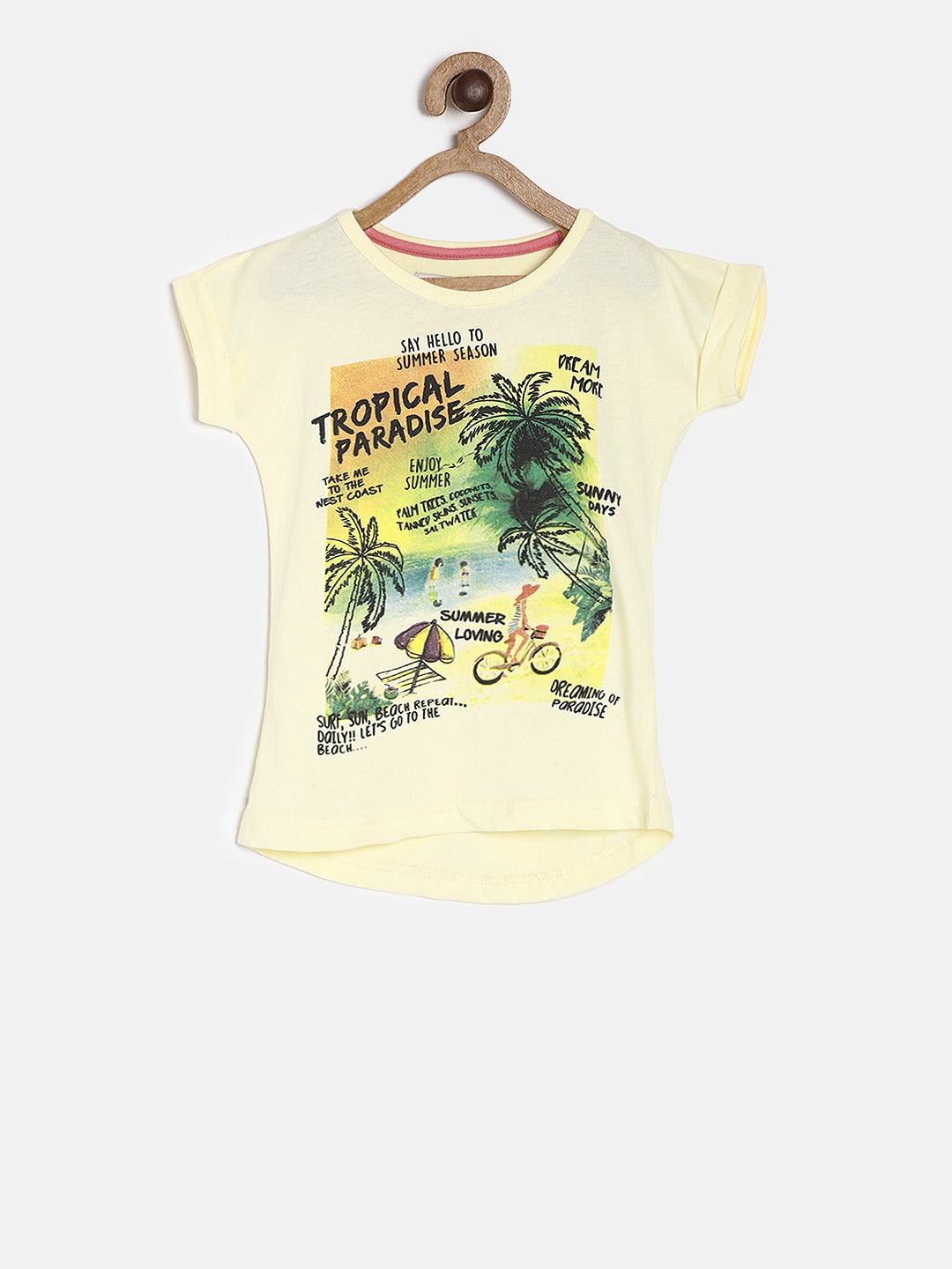8c815282 Girls Clothes - Buy Girls Clothing Online in India   Myntra