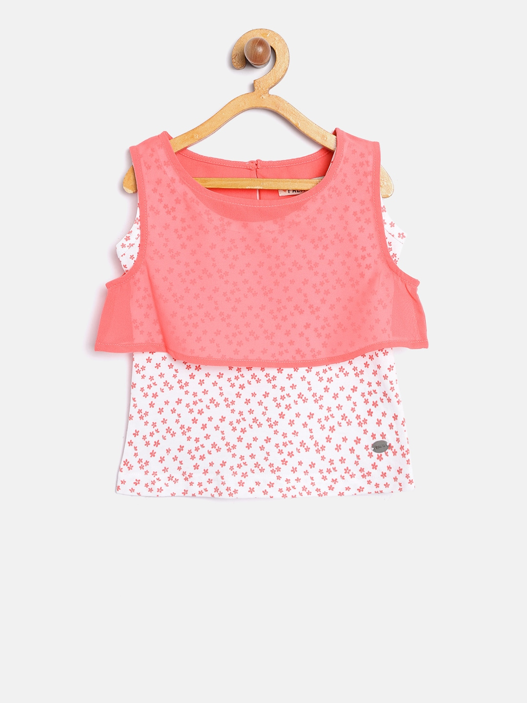 b3a9f56979db Girls Tops - Buy Stylish Top for Girls Online in India