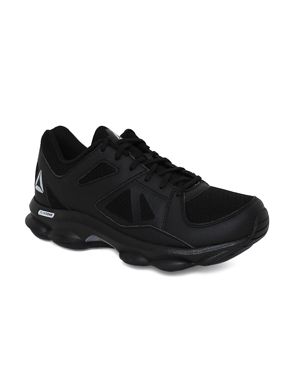 1d89b798d Reebok Shoe Black - Buy Reebok Shoe Black online in India