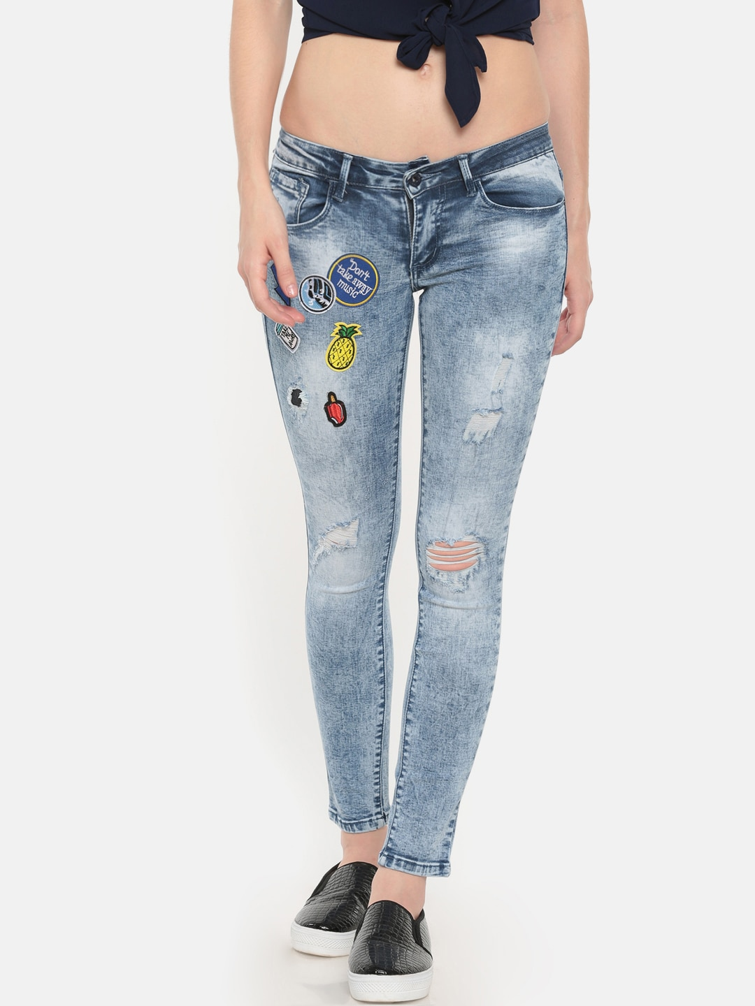b96d000fc85 Deal Jeans - Exclusive Deal Jeans Online Store in India at Myntra